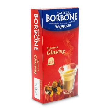 Borbone CAFFÈ AL GINSENG