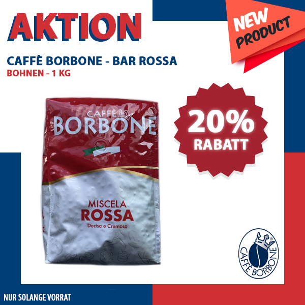 Caffè Borbone Professionale ROSSO - 1Kg