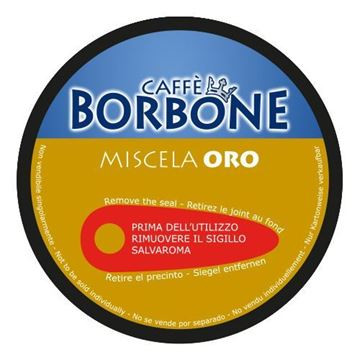 Borbone Nescafè Dolce Gusto ORO - 90er Pack
