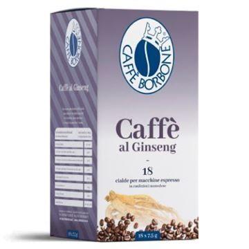 Borbone CAFFÈ AL GINSENG - 18er Pack