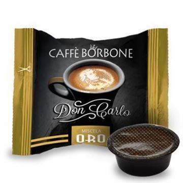 Borbone Don Carlo A modo Mio ORO - 100er Pack