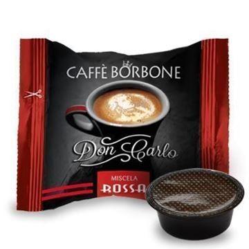 Borbone Don Carlo A modo Mio ROSSA - 100er Pack