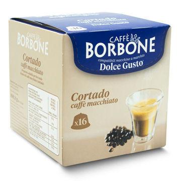 Borbone Nescafè Dolce Gusto CORTADO - CAFFE' MACCHIATO